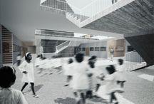 PROYECTOS / Ideas e interpretaciones arquitectectonicas