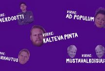 Suomen kieli - vuorovaikutus