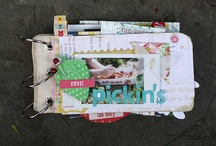 Mini Albums / by Erin Sparkles