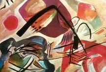 Arte s.XX: Primeros movimientos abstractos