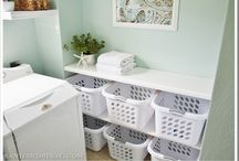 Home ~ Room ~ Laundry Room / by Elise AndFam