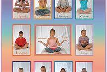 Kid's Yoga Resources