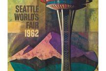 Seattle Worlds Fair - 1962