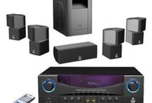 Electronics - Home Theater Systems