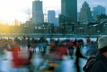 Montréal en hiver / Winter in Montreal / TBD
