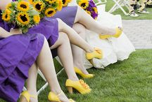 Colored Weddings - Yellow / by Bethan Johnston
