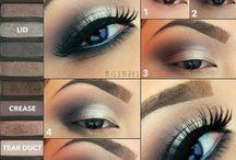 Makeup / by Karli Hubbard