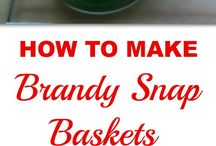 Brandy Snap/Vanilla Tuille Recipes