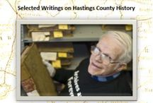 The Best of Boyce / Selected Writings on Hastings County History