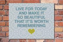 Beautiful quotes. Inspiration