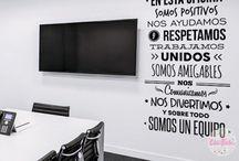Decoration de oficina diseño