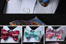 Bow Tie, Neck Tie and Ascot / Be Different, Experience the Elegance!