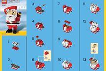 Lego Bauanleitungen