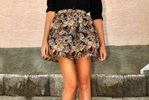Skirts / by Natasha Janzen
