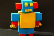 Handcraft robots