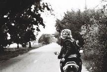 The road / by Steven Parkhurst