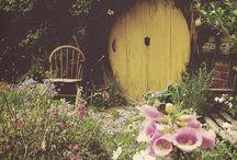 Bohemian GARDENS / Beautiful Bohemian Garden Ideas, Boho Style Landscaping