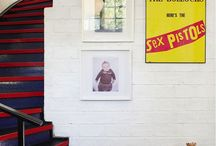 Decor / on the wall / by Priscila Kubo