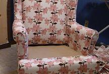Oppfrisknin møbler