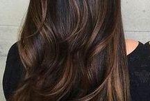Tintes y peinados