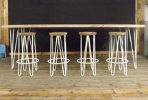 Tables / We often get asked to make bespoke furniture here at E&A, here are a few examples of bespoke tables we have made.