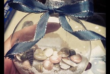 Seashells and Such /  crafts ideas for the loads of shells I bring home from the beach lol