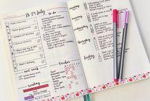 Planner & Journal Ideas