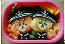 Character Bento!! / Character Bento for my kids