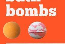 koupací bomby