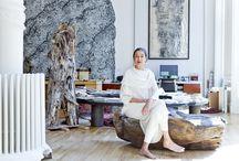 Designer - Michele Oka Doner / stylish/elegant/chic fashion