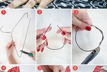 Would like to make... / DIY Craft with wool/cotton