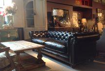 Chester sofa / by Laura Montoya Escobar