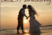 beach weddings / by Mary Coghlan