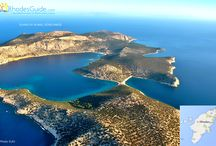 Rhodes Island, Greece / Photos from the island of Rhodes and the surrounding islands of the Dodecanese comlex
