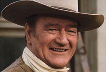 John Wayne / by Helene Conlon