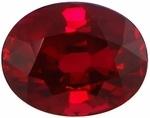 Unheated Genuine Ruby Gemstones