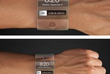 transparent watch