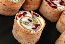 Yummy appetizers  / by Joy Brown