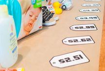 Baby Shower Game Ideas