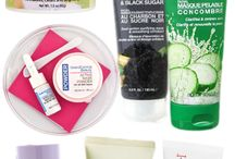 Skincare / Daily routines to combat different forms of skin problems