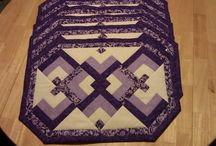 Quilted projects