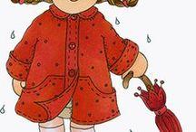 przedszkole: jesienna szaruga