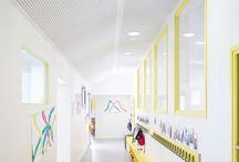 Nursery locker room