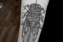 Inks + Needles / Tattoos / by Aasia A