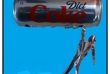 Diet Coke is Light!