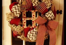 Wreaths / by Ashlee Kuhn-Babko