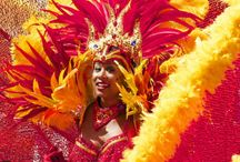 3 Must-Experience Festivals in South America / Travel is about experience. And if you're on the lookout for a fun, colourful, and one-of-a-kind experience, your best opportunity is to attend the biggest festivals in South America  which the continent has plenty of year-round.