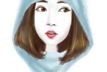 portrait / portrait for custom