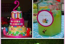 Evelyn's birthday!