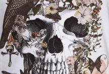 Skulls / Artistic takes on Memento Mori